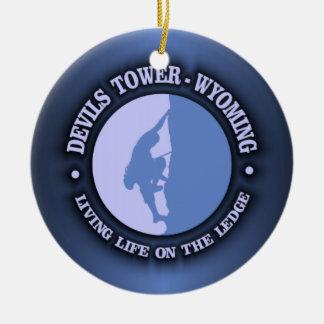 悪魔タワー セラミックオーナメント