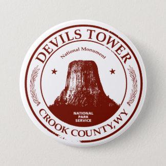 悪魔タワー 缶バッジ