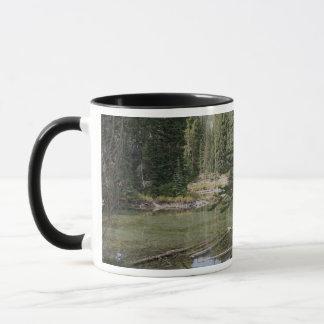 悪魔湖、オレゴン マグカップ