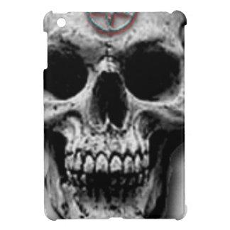 悪魔的で邪悪なスカルのデザイン iPad MINIカバー