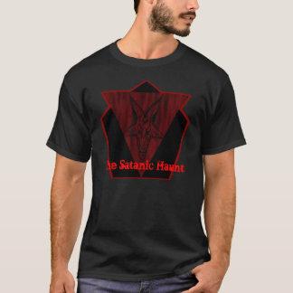 悪魔的な通い先: 不道徳な推薦1 Tシャツ
