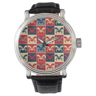 悪魔 腕時計