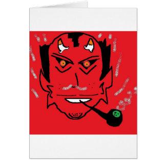 悪魔CHILLIN カード