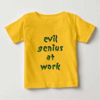 悪 ベビーTシャツ