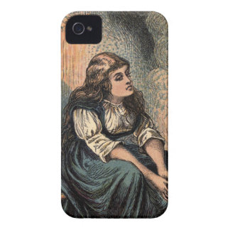 悲しいがあっているヴィンテージシンデレラ Case-Mate iPhone 4 ケース