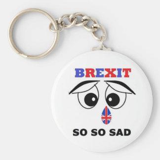 悲しいキーホルダーBrexitそうそう キーホルダー