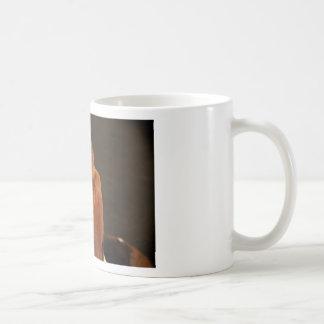 悲しいバセット犬 コーヒーマグカップ