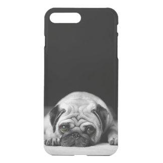 悲しいパグ iPhone 8 PLUS/7 PLUS ケース