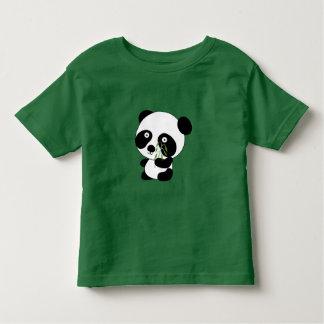 悲しいパンダ トドラーTシャツ