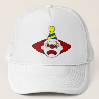 悲しいパーティーのピエロの帽子 キャップ