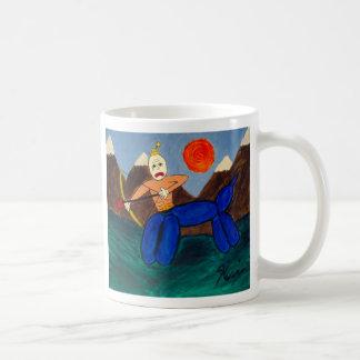 悲しいピエロのアルカディアの夢 コーヒーマグカップ