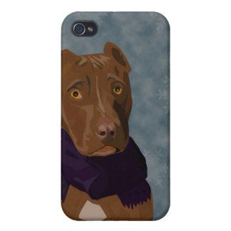 悲しいピット・ブル iPhone 4/4S CASE