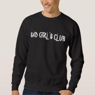 悲しい女の子のクラブ スウェットシャツ