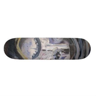 悲しい女の子 21.6CM スケートボードデッキ