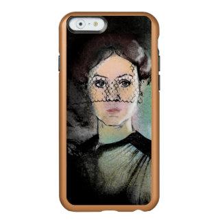 悲しい女性 INCIPIO FEATHER SHINE iPhone 6ケース