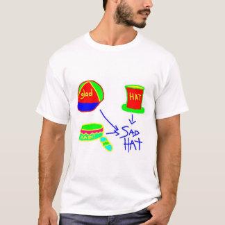 悲しい帽子 Tシャツ