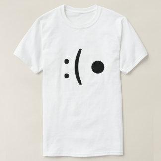 悲しい期間のTシャツ Tシャツ
