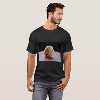 悲しい泣き叫び Tシャツ