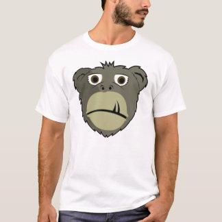 悲しい猿 Tシャツ