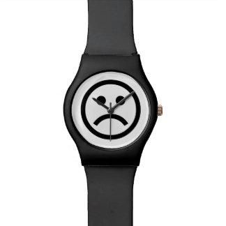 悲しい腕時計の☹ 腕時計