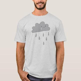 悲しい雨雲 Tシャツ