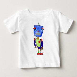悲しい馬蝿の幼虫 ベビーTシャツ