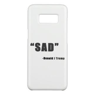"""""""悲しい"""" Samsungは包装します Case-Mate Samsung Galaxy S8ケース"""