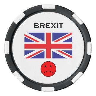 悲しいBrexit -そう ポーカーチップ