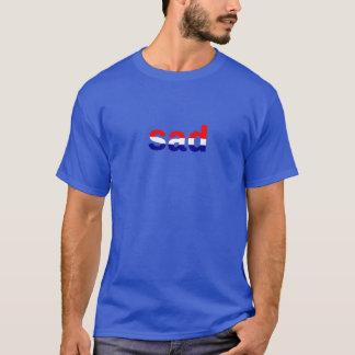 悲しいTシャツ(メンズ) Tシャツ