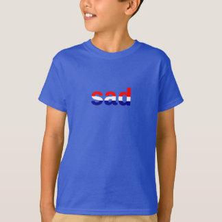 悲しいTシャツ(子供) Tシャツ