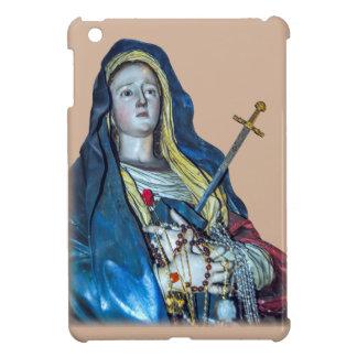 悲哀の女性 iPad MINIケース