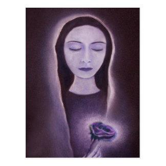 悲哀の私達の女性 ポストカード