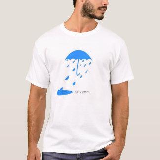 悲観的な天候 Tシャツ