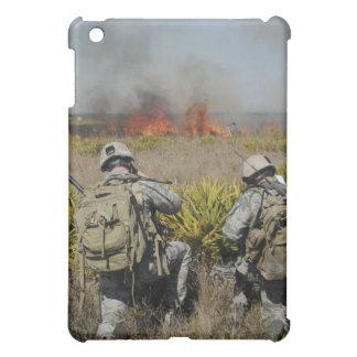 情報の兵士呼出し iPad MINI CASE