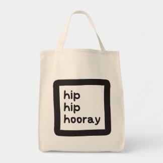 情報通のお尻のHooray異形成の認識度 トートバッグ