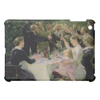情報通のお尻万歳! Skagen 1888年の芸術家のパーティー iPad Mini Case