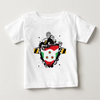 情報通のブルンディ ベビーTシャツ