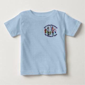 情報通のベビーのTシャツ ベビーTシャツ