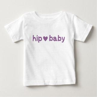 情報通の異形成の認識度のための情報通のベビー ベビーTシャツ