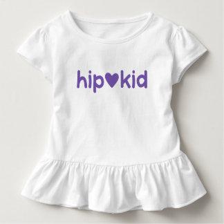 情報通の異形成の認識度のための情報通の子供 トドラーTシャツ