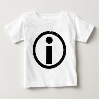 情報 ベビーTシャツ
