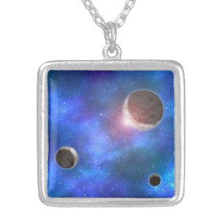 惑星および星雲 カスタムジュエリー