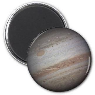 惑星のジュピターの宇宙Magnent マグネット