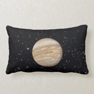 惑星のジュピターの星明かりの空のLumbarの装飾用クッション ランバークッション