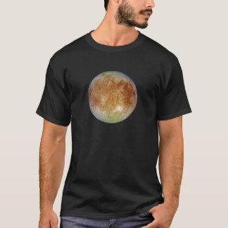 惑星のジュピターの月のユーロパ(太陽系)の~ Tシャツ