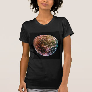 惑星のジュピターの月- CALLISTO (太陽系)の~ Tシャツ