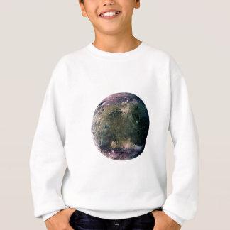 惑星のジュピターの月GANYMEDE (太陽系)の~~ スウェットシャツ