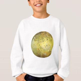 惑星のジュピターの月IOの本来の性格(太陽系) スウェットシャツ