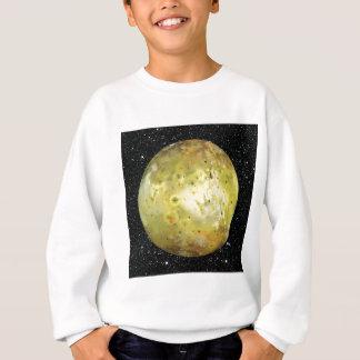 惑星のジュピターの月IOの本来の性格(宇宙) ~ スウェットシャツ