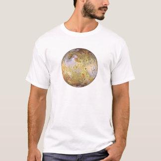 惑星のジュピターの月IO (太陽系)の~~ Tシャツ